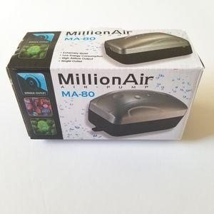MillionAir Aquarium Air Pump